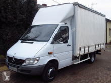 n/a MERCEDES-BENZ - SPRINTER 411CDI CURTAIN SIDE *FRENCH REGISTRATION* truck