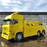 camion DAF 2800 Wilhac begings opbouw