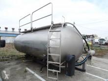 ciężarówka cysterna do przewozu produktów żywnościowych używany