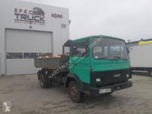 camion Iveco Magirus Deutz M 130, Full Steel, Tipper, Hook