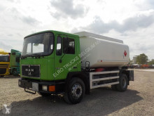 camion MAN 18.192 (STEEL SUSP./ BIG AXLE / 12700L)