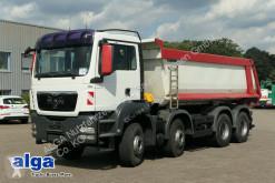 camion MAN 35.360BB TGS 8x4, stahl, 19m³, klima, euro v