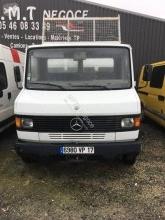 Mercedes 609D