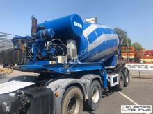ciężarówka MOL M1012/20T/37/3 CIFA - 12M3 - Aggregate - Beton/Concrete