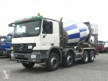 camion Mercedes Actros 3236 B 8x4 Betonmischer Stetter