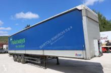 Schmitz Cargobull SEMIRIMORCHIO, CENTINATO SPONDE, 3 assi truck