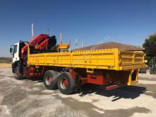 camion platformă si obloane Iveco
