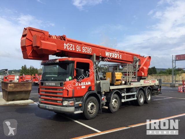 Camions Multitel Irlande Occasion