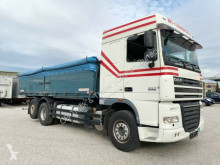 camion benă transport cereale DAF