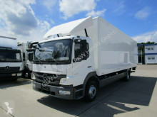 Mercedes ATEGO III 1218 L ISOLIER-Koffer 8,3 m LBW 1,25 T truck