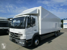 camion Mercedes ATEGO III 1218 L ISOLIER-Koffer 8,3 m LBW 1,5 T