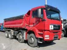 MAN TG-S 35.400 8x4 BB 4-Achs Kipper Bordmatik+nur19 truck
