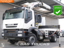 vrachtwagen platte bak Iveco