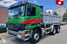 ciężarówka Mercedes 2648. 6x4