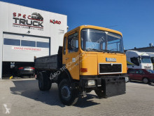 camion MAN 14.170, Full Steel 6 cylinders, tipper 4x4, Manual