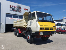 Steyr 32S28 K35, Tipper 6x6, Full Steel, big axles truck