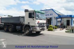 camion Mercedes Actros 2646 6x4 Klima Kipper Alter Tacho