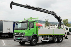 ciężarówka Mercedes ACTROS 2636 / 6x4 /CRANE HIAB 144 / RADIO