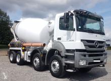 camion Stetter MERCEDES-BENZ - 3236B Axor 9m³