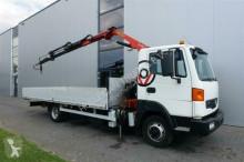 camion plateau ridelles Nissan