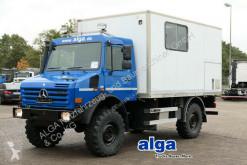 Mercedes Unimog U 4000, Werkstatt, Service, AHK truck