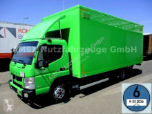 Fuso 7C15 Canter Automatik 6,08m Koffer + 1500kg LBW truck