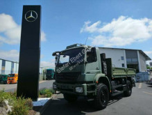 camion Mercedes Axor 1829 A 4x4 Single Bereifung Expedition