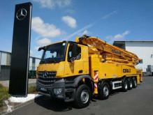 ciężarówka Mercedes 4851 10x4 Betonpumpe 60m CIFA K60 CARBOTECH