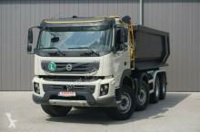 camion Volvo FMX 460 8x4 - Carnehl Mulde-Euro5 EEV