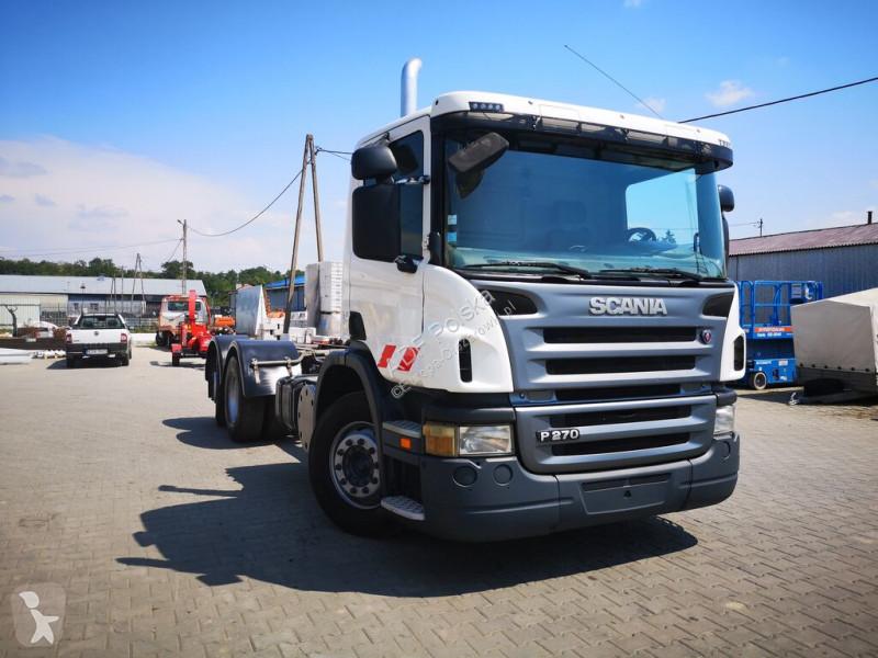 View images Scania P 270 pod zabudowę, for constructions truck