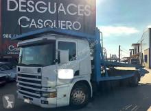 camion porte voitures Scania