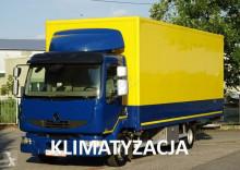 camion Renault MIDLUM 180 DXI EURO 5 kontener 18 PALET, WINDA PODUSZKI