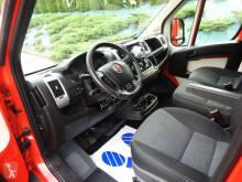 Fiat DUCATOPLANDEKA FIRANKA 10 PALET KLIMA WEBASTO TEMPOMAT LEDY EUR truck