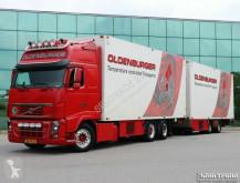 camión remolque frigorífico Volvo
