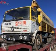Renault tanker truck
