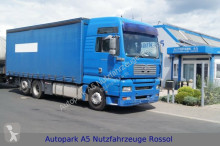 MAN TGA 26.480 Pritsche + Plane Liftachse Klima truck