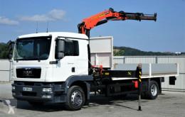 camion MAN TGM 18.280 Pritsche 6,10m + Kran * Topzustand!