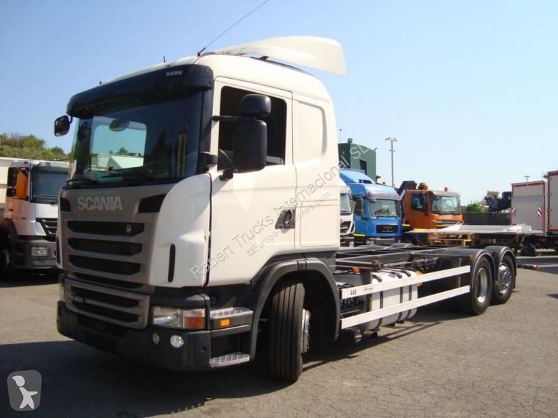 Ver las fotos Camión Scania