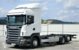 Scania R420 Fahrgestell 7,50 m * EURO 5 * Topzustand! truck