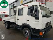 MAN LE 8.150 7 Sitze Meiller 2x AHK 1.Hand Tempomat truck