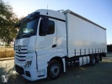ciężarówka Plandeka używany