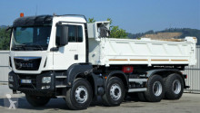 camion MAN Tgs 35.440 Kipper+Bordmatic 6,10m 8x4!!