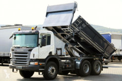 ciężarówka Scania P 380 / 6X4 / 2 SIDED TIPPER / BORTMATIC/ MANUAL