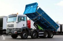 camion MAN TGA 35.390 / 8X4 / 2 SIDED TIPPER / BORTMATIC /