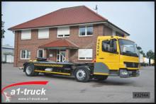 camion Mercedes 815 WBH 25 Kamag, Wiesel, Umsetzer,