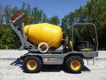 ciężarówka betonomieszarka używany