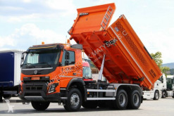 camion Volvo FMX 420 / 6X4 / 3 SIDED TIPPER / BORTMATIC /E6