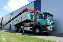 vrachtwagen Scania P124.420