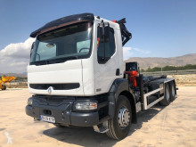 камион мултилифт с кука Renault