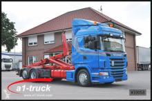 ciężarówka Hakowiec Scania